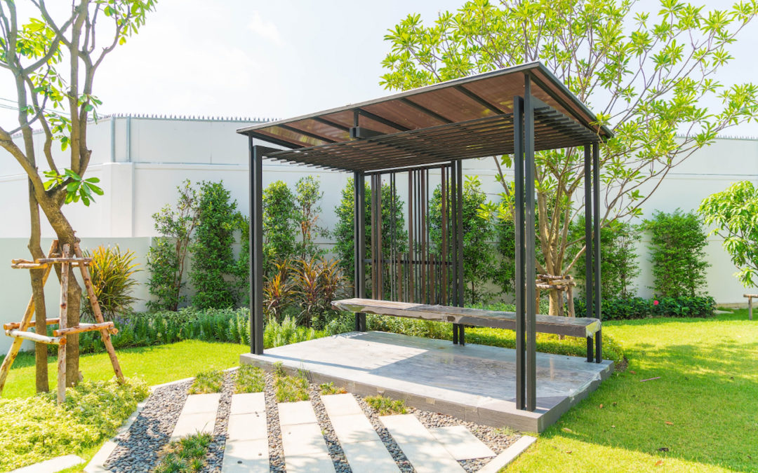 3 inspirations jardins pour des extérieurs contemporains