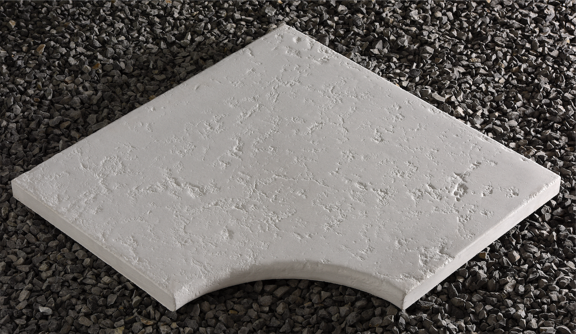 margelle plate FONTVIELLE en 50 x 40 x 3.8